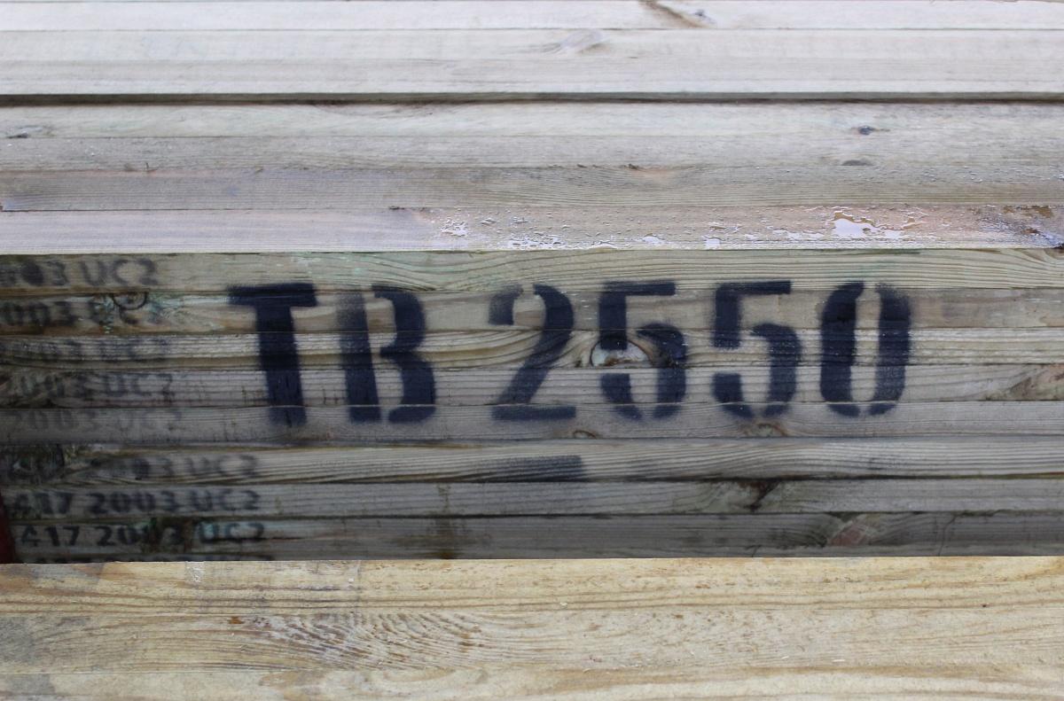 Roofing Battern Tb33 Bassingfield Wood Yard Nottingham